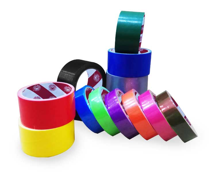 Cloth or Duct Tape - Synthetic Rubber
