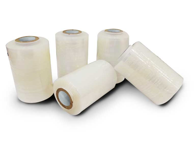 LLDPE Stretch Film - Baby Rolls Manufacturing Malaysia